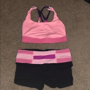 Lulu lemon set